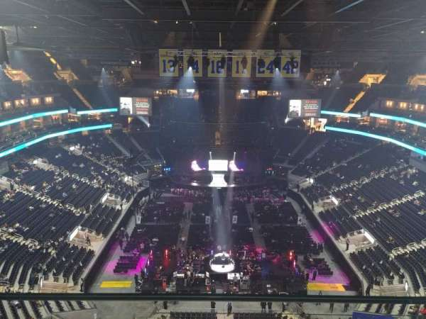 Chase Center, section: 213, row: 13, seat: 13