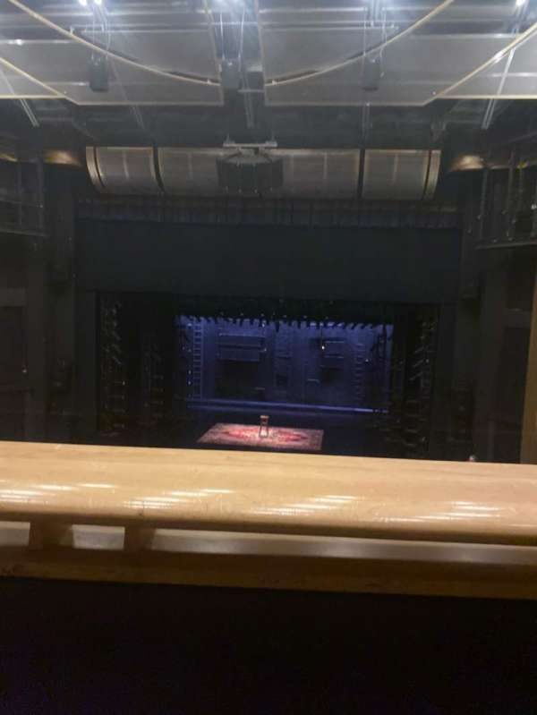 Ahmanson Theatre, section: Mezzanine, row: A, seat: 19