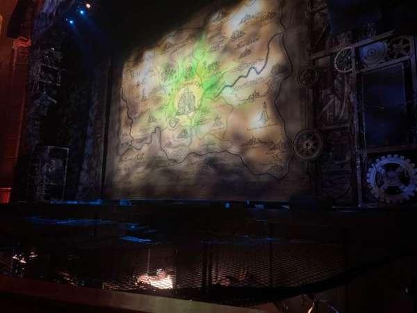 Fox Theatre (Atlanta), section: Orchestra RC, row: A, seat: 70