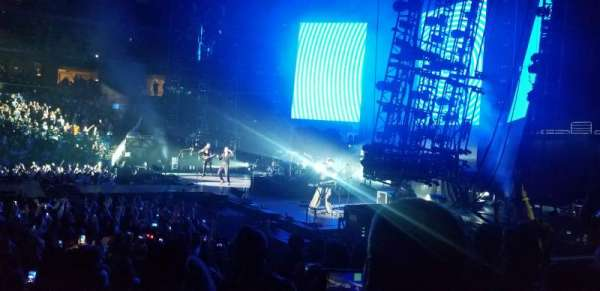 Amway Arena, section: 104, row: 8, seat: 14