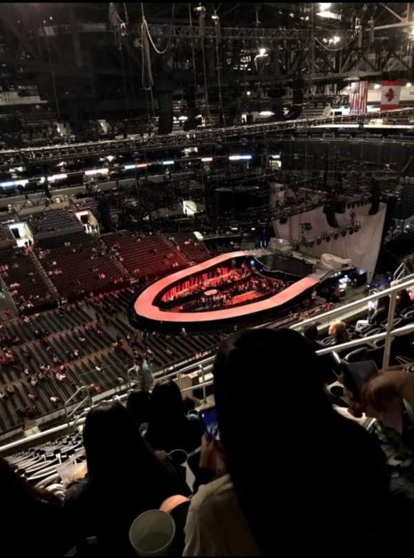Staples Center, section: 303, row: 13, seat: 5,6