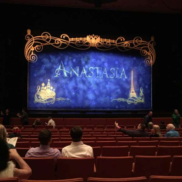 ASU Gammage, section: Orvip1, row: 12, seat: 9,11