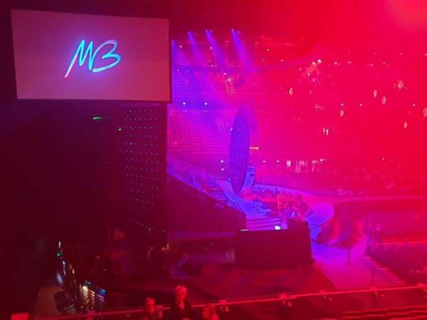 Ziggo Dome, section: 112, row: 10, seat: 417