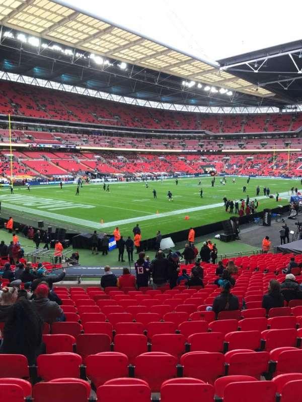 Wembley Stadium, section: 128, row: 26, seat: 128