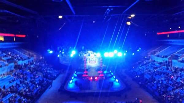 M&S Bank Arena, section: 10, row: QQ, seat: 233
