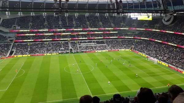 Tottenham Hotspur Stadium, section: 527, row: 23