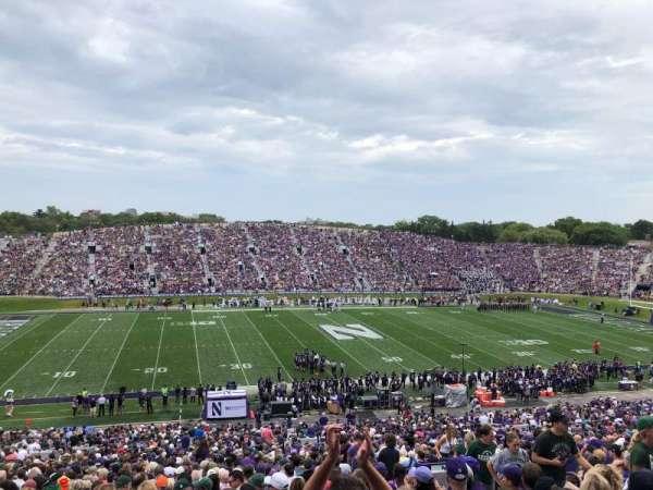 Ryan Field, section: 131, row: 60, seat: 8