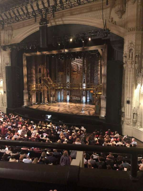 Orpheum Theatre (San Francisco), section: Loge R, row: B, seat: 14
