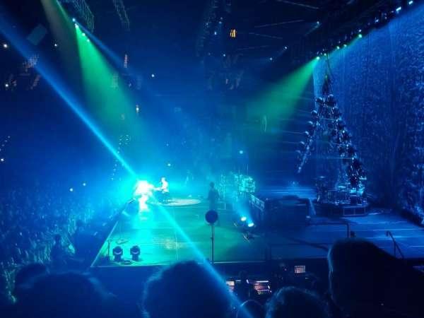 Mohegan Sun Arena, section: 14, row: M, seat: 12