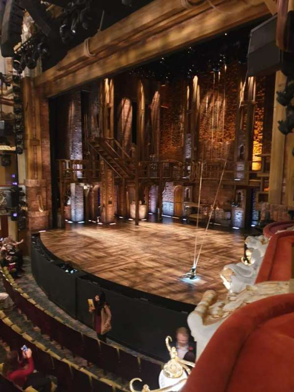 Victoria Palace Theatre, section: RCBOXA, seat: 2