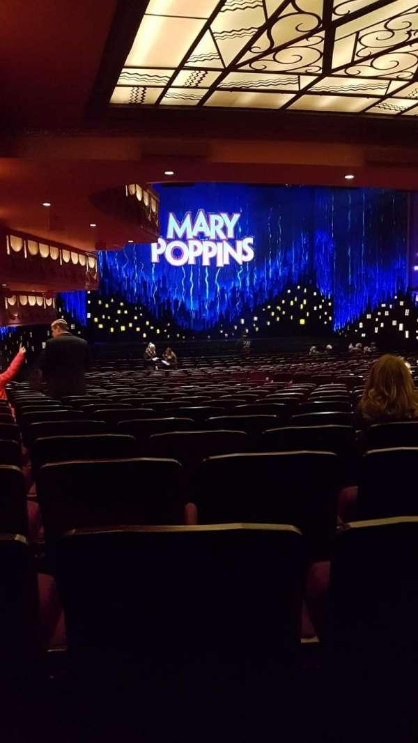 Prince Edward Theatre, section: Stalls, row: ZC, seat: 34
