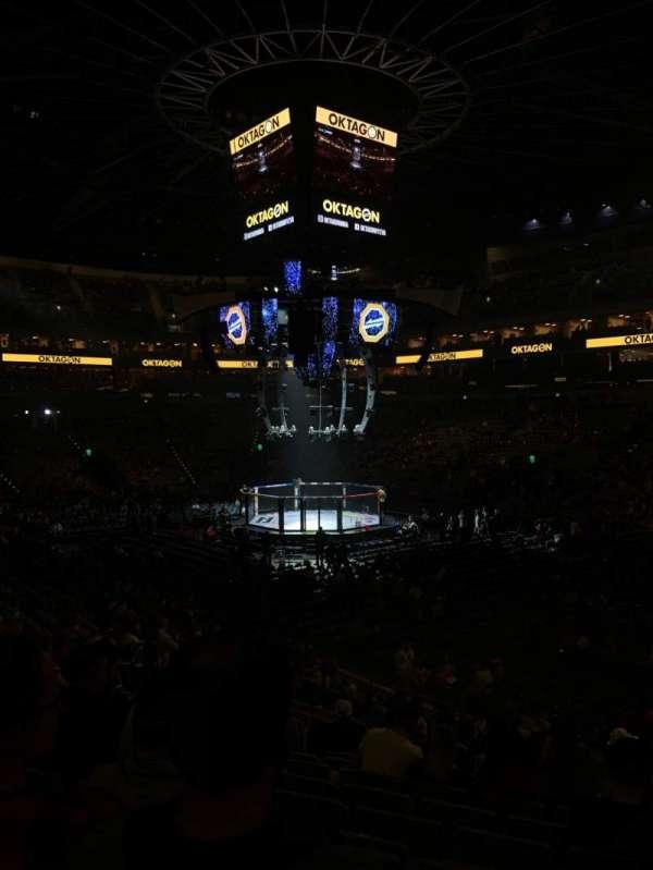 O2 Arena (Prague), section: 109, row: 20, seat: 8