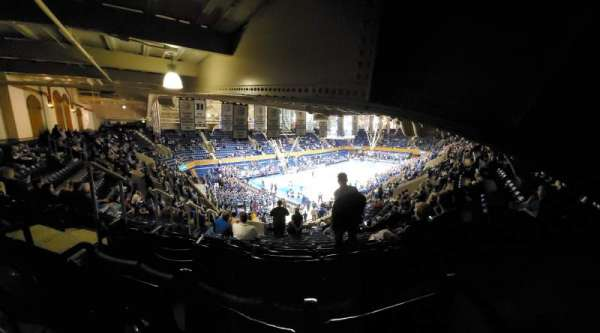 Cameron Indoor Stadium, section: 12, row: R, seat: 17