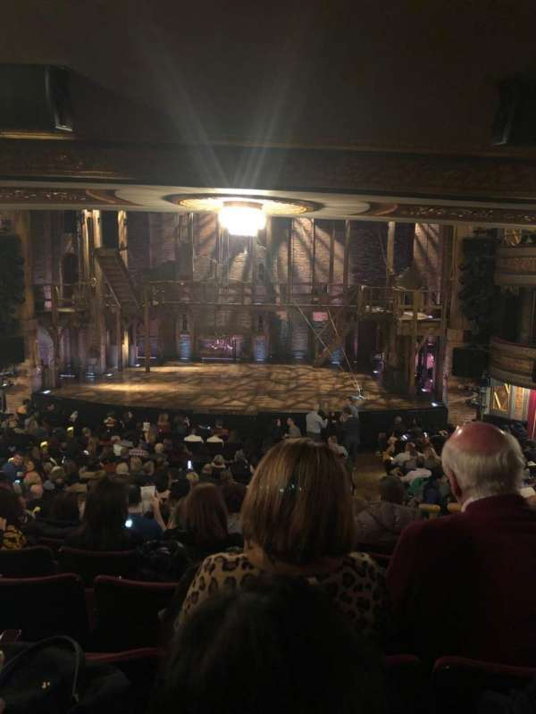 Richard Rodgers Theatre, section: Orchestra C, row: T, seat: 101
