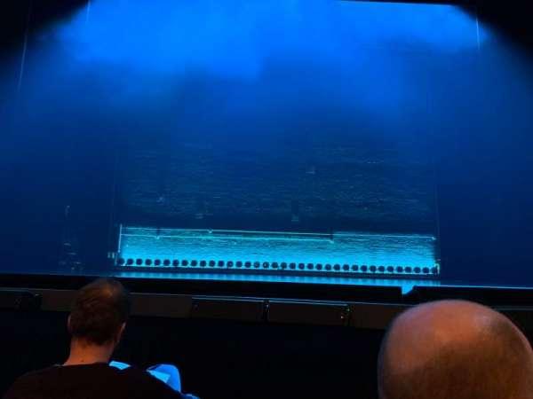 Broadhurst Theatre, section: Orchestra C, row: C, seat: 105