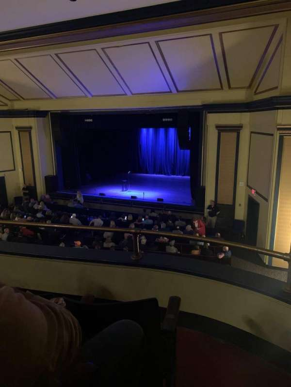Walker Theatre, section: LBR, row: C, seat: 18-20