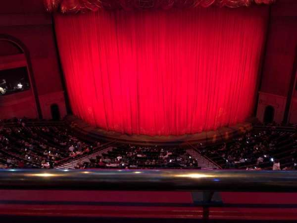 O Theatre, section: 303, row: AA, seat: 21