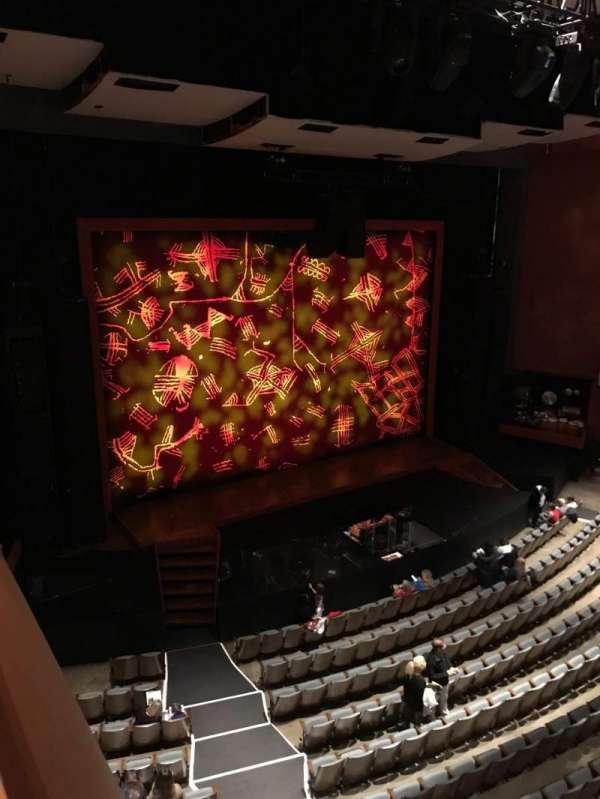 DeVos Performance Hall, section: Loge, row: C, seat: 9