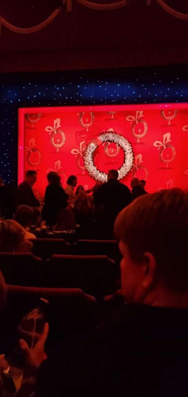 Fox Theatre (Detroit), section: F4, row: P, seat: 403