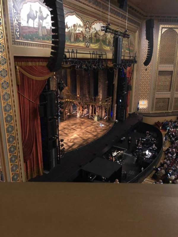 Altria Theater, section: Balcony J, row: A, seat: 1007