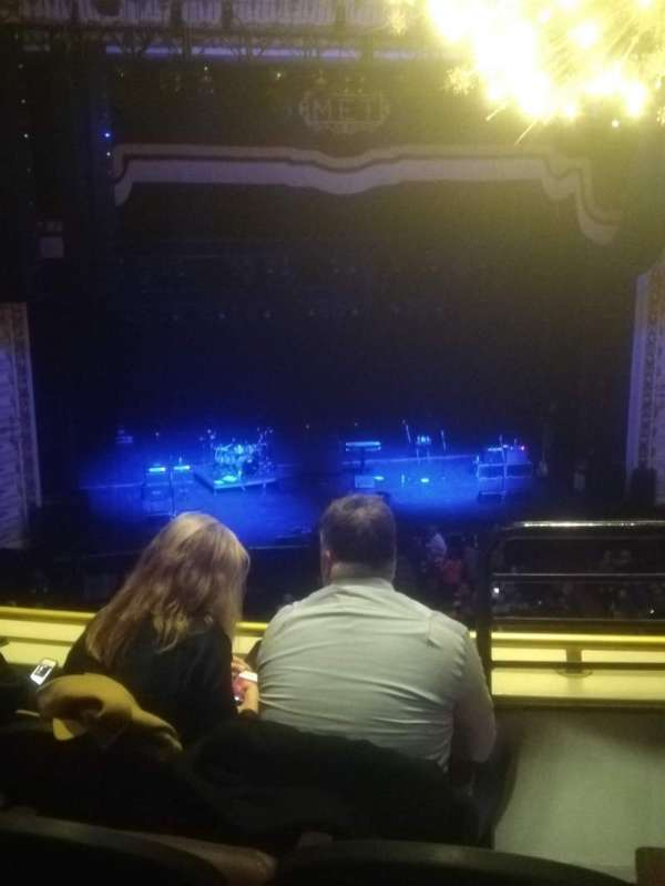 The Met Philadelphia, section: LOGE 4, row: D, seat: 2