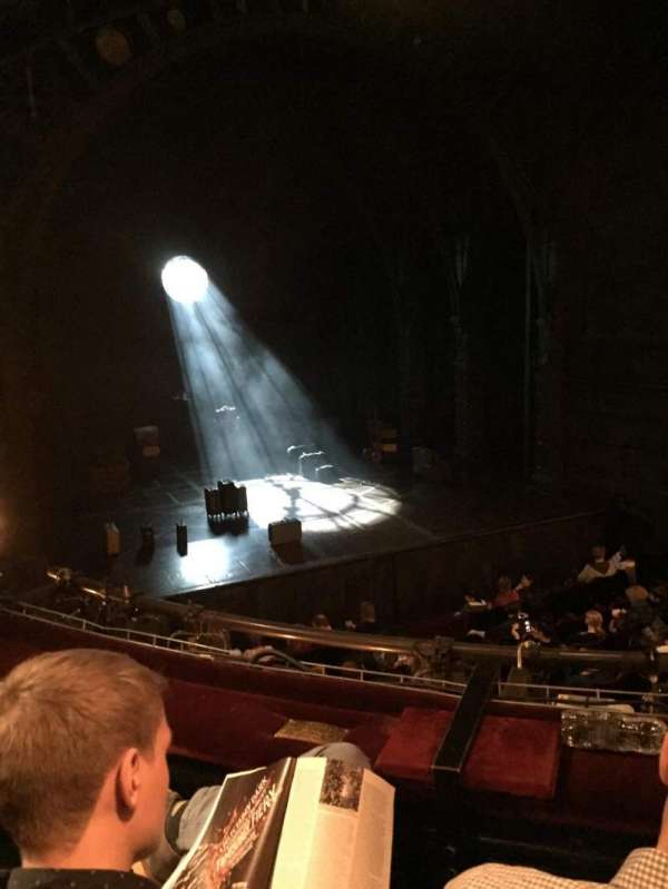 Palace Theatre (West End), section: Dress circle, row: B, seat: 29