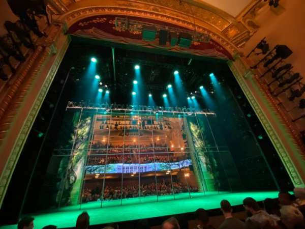 John Golden Theatre, section: Orchestra C, row: D, seat: 115