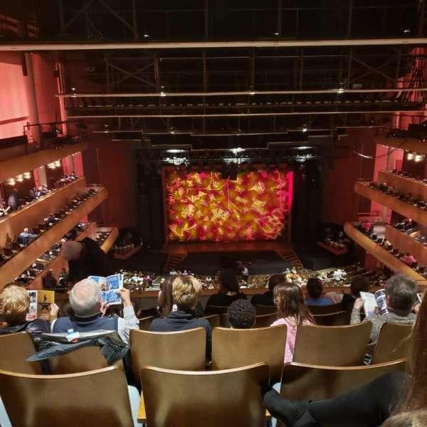 DeVos Performance Hall, section: Balcony, row: F, seat: 31