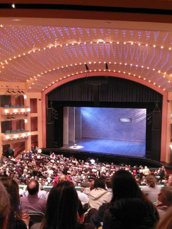 Procter And Gamble Hall at the Aronoff Center, section: LOGE R, row: G, seat: 305