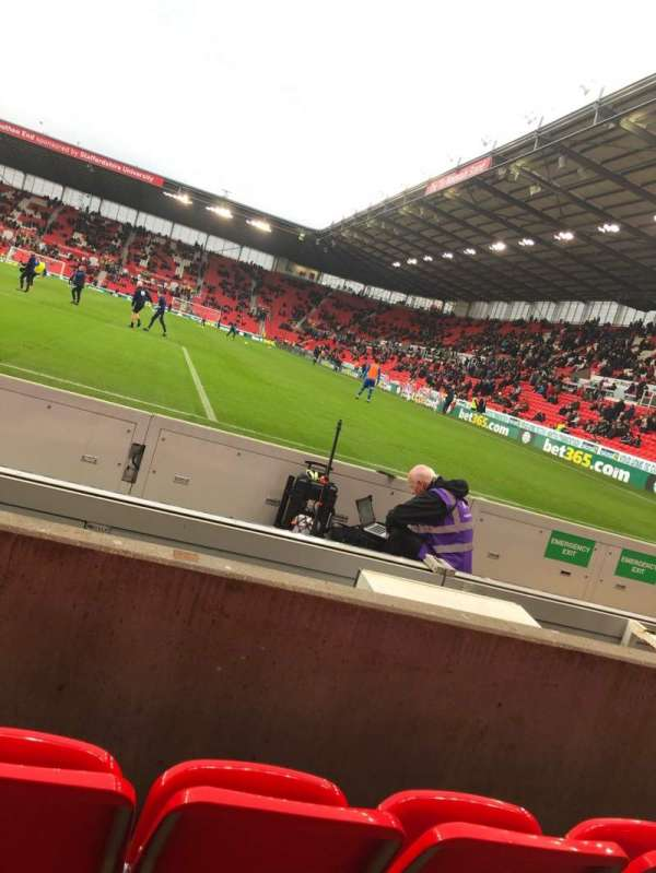 bet365 Stadium, section: 38, row: 3, seat: 878