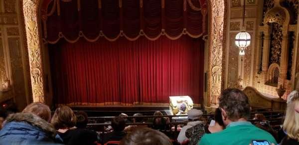 Rialto Square Theatre, section: 3B, row: H, seat: 306