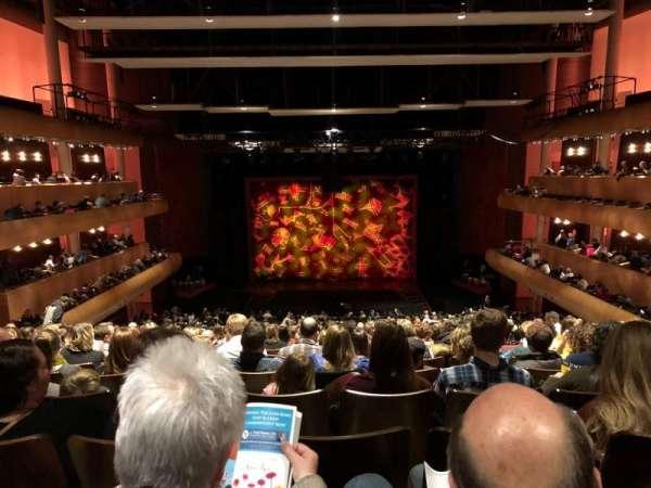 DeVos Performance Hall, section: Rear Mezzanine, row: S, seat: 25