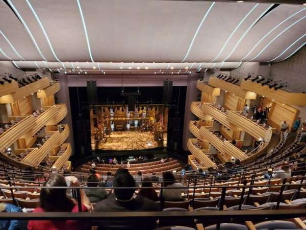Overture Hall, section: Left Balcony, row: M, seat: 423