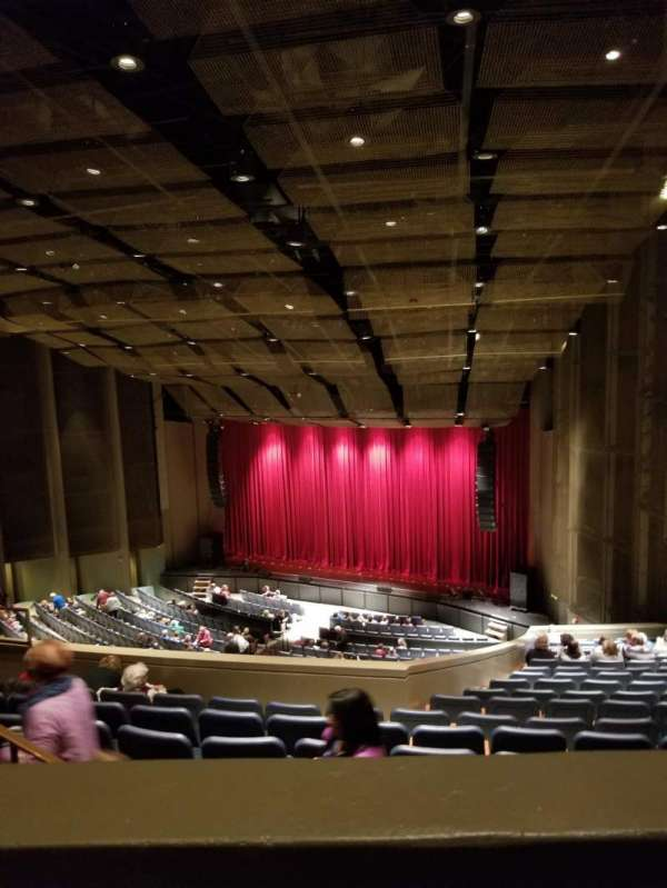 Berglund Center, section: Balcony Right, row: R, seat: 10