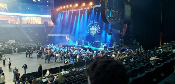 PPL Center, section: 104, row: 17, seat: 11
