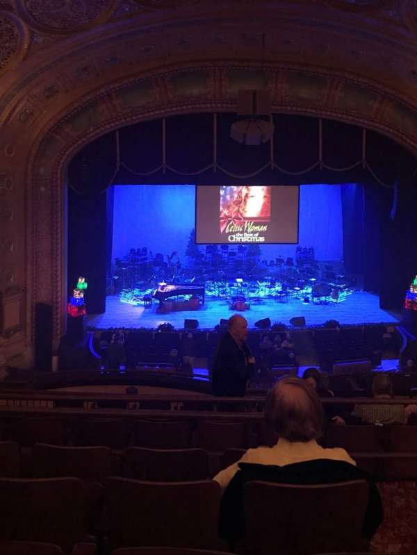 Morris Performing Arts Center, section: 1st Balcony LC, row: E, seat: 2