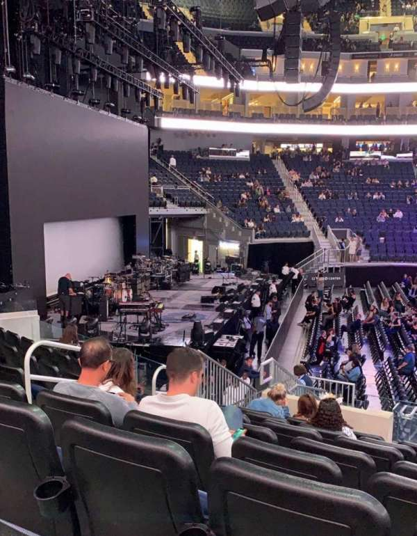 Chase Center, section: 117, row: 8, seat: 13