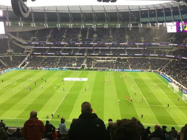 Tottenham Hotspur Stadium, section: 524, row: 18, seat: 795