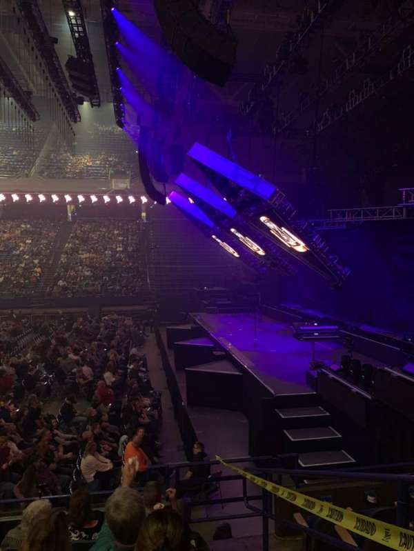 Rupp Arena, section: 13, row: F, seat: 1