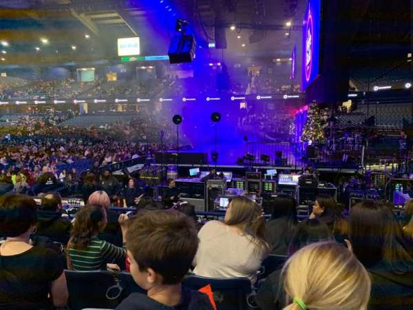 Allstate Arena, section: 109, row: E, seat: 11