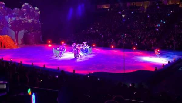 Pepsi Center, section: 120, row: 14, seat: 21