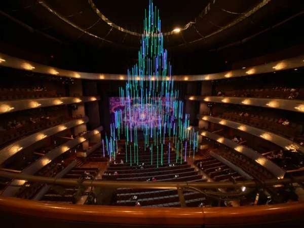 Winspear Opera House, section: DR C, row: A, seat: 26
