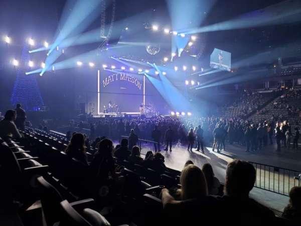 Honda Center, section: 207, row: F, seat: 12