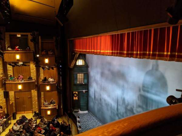 Goodman Theatre - Albert Theatre, section: Box, row: 13, seat: 2