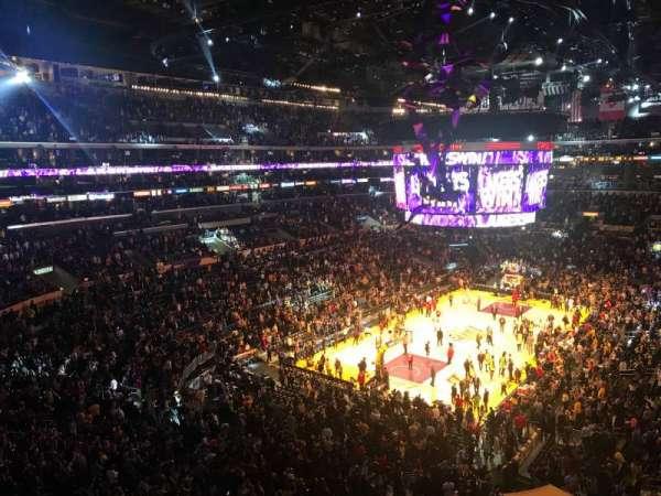 Staples Center, section: Suite C16