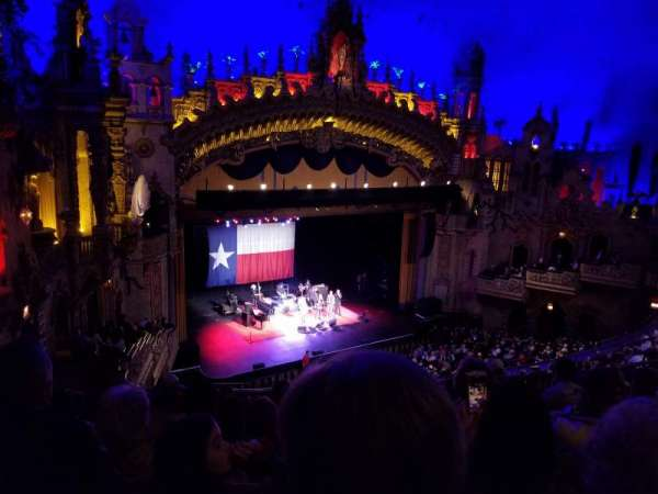 Majestic Theatre - San Antonio, section: Mezzanine L, row: G, seat: 6