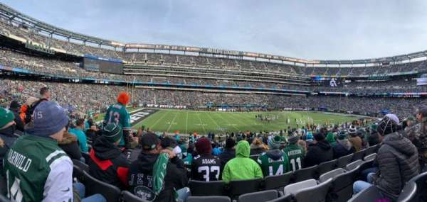 MetLife Stadium, section: 142, row: 30, seat: 16
