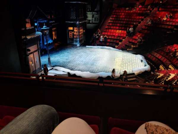 Guthrie Theatre, section: 15, row: N, seat: 407