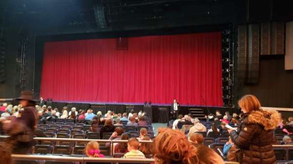 Hulu Theater at Madison Square Garden, section: 200, row: BB, seat: 9