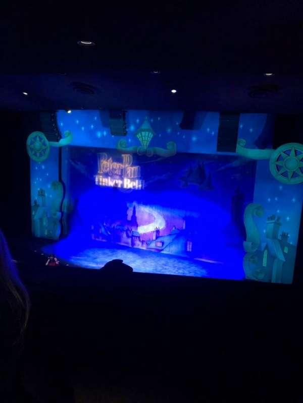 Laguna Playhouse, section: Mezz, row: BB, seat: 5